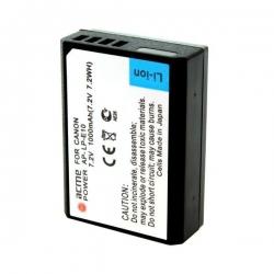 Аккумулятор LP-E10
