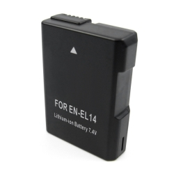 Аккумулятор повышенной емкости EN-EL14