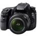 Фотоаппарат Sony Alpha SLT-A58K Kit 18-55mm II