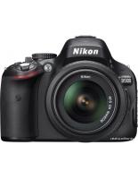Цифровой фотоаппарат Nikon D5100 Kit 18-55mm VR