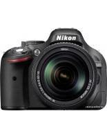 Цифровой фотоаппарат Nikon D5200 Kit 18-140mm VR