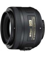 Оптика Nikon 35mm f/1.8G AF-S DX Nikkor