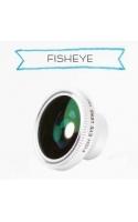 Объектив Fish-eye для мобильных телефонов