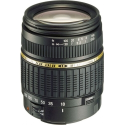 Tamron AF18-200mm F/3.5-6.3 XR Di II LD Aspherical (IF) Macro for Nikon