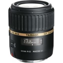 Tamron SP AF 60mm F/2.0 Di II LD (IF) Macro