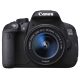 Цифровой фотоаппарат Canon EOS 700D Kit 18-55 IS STM