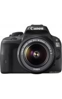 Цифровой фотоаппарат Canon EOS 100D Kit 18-55 IS II