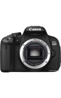 Цифровой фотоаппарат Canon EOS 650D Body