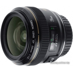 Оптика Canon EF 28mm f/1.8 USM