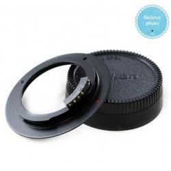 Переходное кольцо M42 - Nikon c одуванчиком