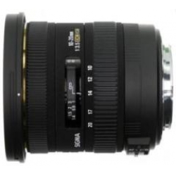 Широкоугольный объектив              Sigma AF 10-20mm f/3.5 EX DC HSM