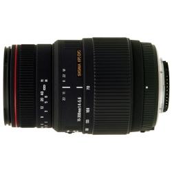 Телеобъектив (макро)              Sigma AF 70-300mm f/4-5.6 APO MACRO DG