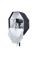 Восьмиугольный зонт-софтбокс отражатель 80см
