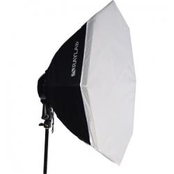 RAYLAB Осветитель флуоресцентный с октобоксом 80 см. ( RFL-628 OBOX KIT )