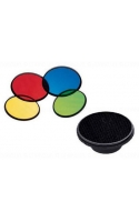 Соты (19см) с 4-я цветными фильтрами SSA-HC