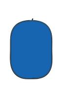 RAYLAB Фон синий 148х200 см. ( RBGD-200-BLUE )