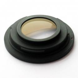 Переходник M42 - Nikon c компенсационной линзой