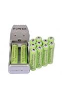 Зарядное устройство для ААА батарей