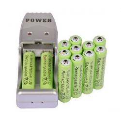 Зарядное устройство для ААА батарей купить в Минске