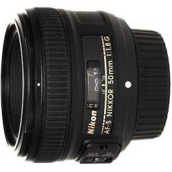 Nikon AF-S NIKKOR 50mm f/1.8G - купить в Минске
