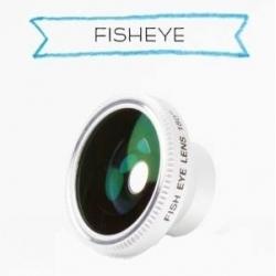 Fisheye для iPhone
