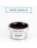 Объектив Wide angle + Macro