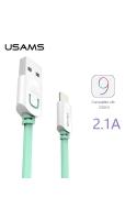USB кабель для iPhone 6/ 6s плюс/ 5S/ 5/ 5c IOS 9 USAMS