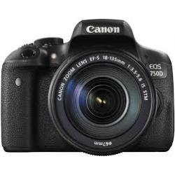 Canon EOS 750D 18-135 IS STM купить в Минске