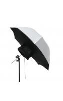 Зонт Софтбокс 90 см на просвет