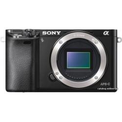 Sony Alpha a6000 Body купить в Минске