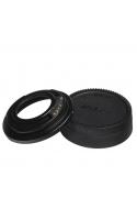 Переходное кольцо M42 - Nikon c линзой и чипом